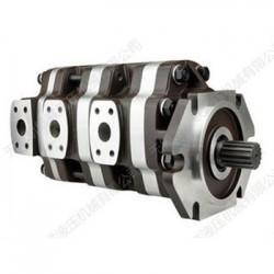 GPC4-80-32-25-B1F4-30-R,三联齿轮泵