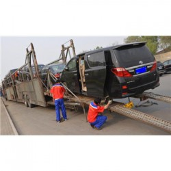 从北京到广州运输一台小轿车多少钱几天能到
