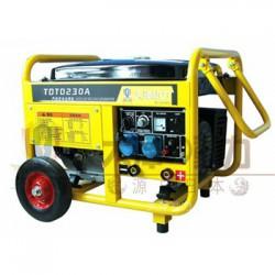 工程焊接应急230A汽油发电焊机