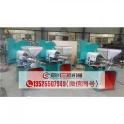 荆州小型榨油机/多功能螺旋榨油机厂家直销