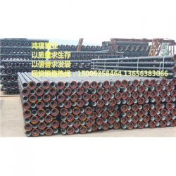 莒南县给水球墨铸铁管价格 机制球墨铸铁井