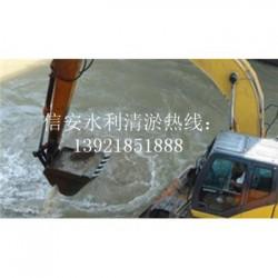 威海市清淤工程公司水下清理淤泥