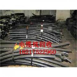 浙江兰溪市积压电缆回收站符合市场行情