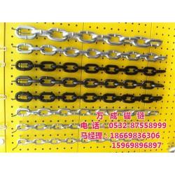链条、青岛万成锚链(在线咨询)、矿用链条厂