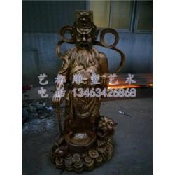 铜财神工艺品,铜财神,大型佛像雕塑