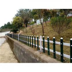 明光市美好乡村PVC护栏,明光30公分草皮护