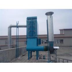 脉冲式滤筒除尘器,使用寿命更长 布袋除尘器原理结构图