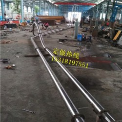 邯郸管链输送机商品粉状管链舒适机设备