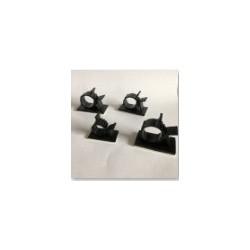 可粘式白胶固定座LY-0810 电线固定卡钉 厂家直销