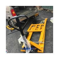 南宁液压移车器拖车器供应商手动移车器