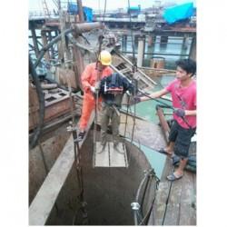 深圳市水下探摸公司《蛙人探摸》