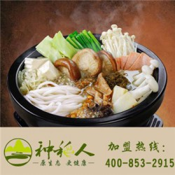 种稻人米线加盟开店快速盈利的方法,餐饮加