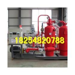 锅炉蒸汽冷凝水回收设备与锅炉的节能方案配套