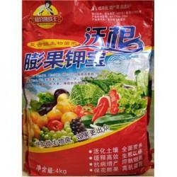 膨果钾宝蔬菜膨果冲施肥