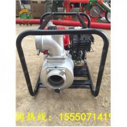 润华供应 4寸汽油抽水泵 大功率汽油抽水泵