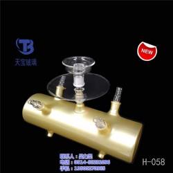 阿拉伯水烟壶厂家,阿拉伯水烟壶,天宝玻璃厂