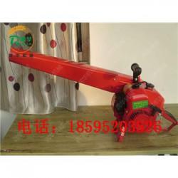 手提式汽油吹雪机图片 游乐园专用扫雪机