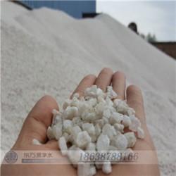 北镇废水处理专用石英砂滤料过滤性能/特点