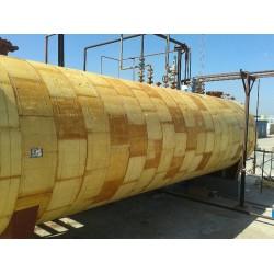 彩钢板罐体保温施工队 防腐不锈钢板保温防腐公司