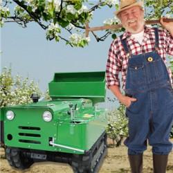 多功能履带小型开沟机  果树开沟施肥机