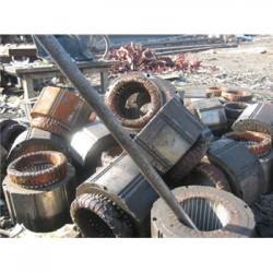 周至电机回收;周至报废电机回收
