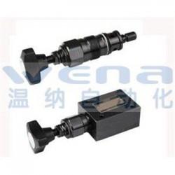 DBDS10P10/50直动式溢流阀厂家无锡温纳