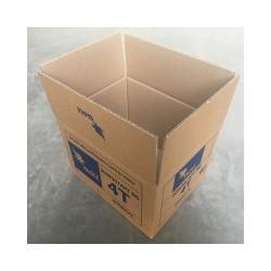 山东优质纸箱 淄博三层瓦楞纸箱
