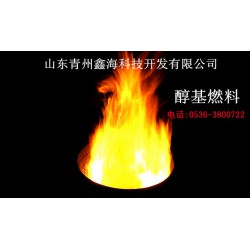 青州鑫海科技提供潍坊地区优良的醇基燃料—