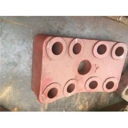 矿车后簧压板、山东美驰液压、后簧压板