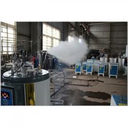 河南郑州100公斤燃气蒸汽锅炉生产厂家