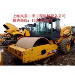 芜湖二手徐工26吨振动压路机,年底清仓特惠