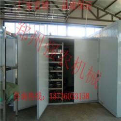 莱西烘干箱厂家直销十二吨香菇烘干箱价格