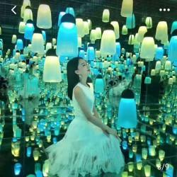 3D光影灯呼吸森林光影世界梦幻空间杭州宁波温州台州丽水批发