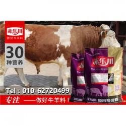 育肥增肥牛预混料