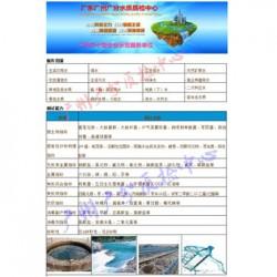 肇庆市井水常规检测中心