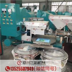 忻州两相电榨油机/茶籽榨油机价格低厂家直
