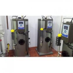 河北廊坊100公斤燃气蒸汽发生器供应商