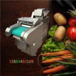 饭店用快速切菜机   多功能不锈钢切菜机