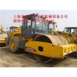 桂林二手压路机,徐工胶轮振动压路机