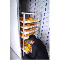箱式瓜蒌热泵烘干机工作原理【畅销产品】