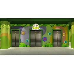 儿童小游乐场|有信誉度的儿童乐园整店服务