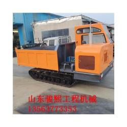 厂家生产操作简单履带式田间运输车 农田大棚方便运输