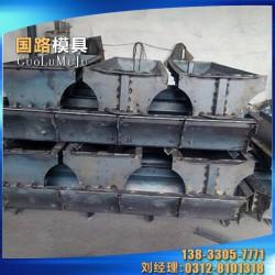 供应隔离墩钢模具,重庆隔离墩钢模具,国路模