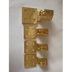 紧线线夹-买黄铜变压器线夹就来晟群电力器
