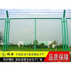 临时铁路栅栏