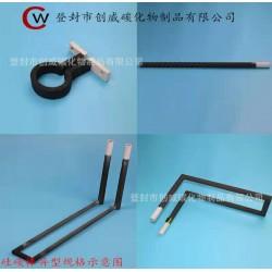 硅碳棒电热元件