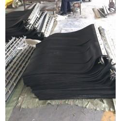 尘帘批发  煤矿传送设备防尘帘