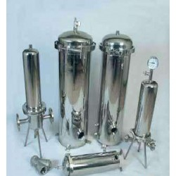 不锈钢负压气体过滤器