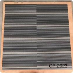 办公室环保方块拼接地毯纹PVC地板 防水耐磨塑料地板佛山批发