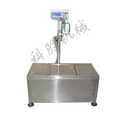 邯郸科胜30公斤液体灌装机 墙面漆灌装机 河北灌装机